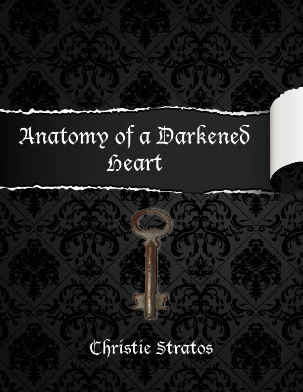Anatomy of a Darkened Heart book cover