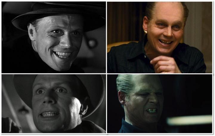 Psychopaths Widmark vs. Depp