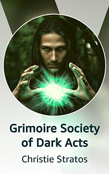 Grimoire Society of Dark Acts Kindle Vella cover