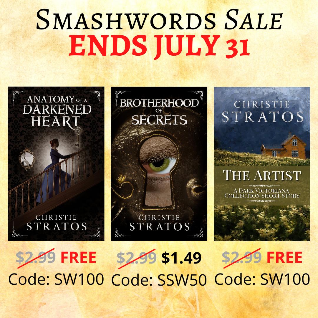 Smashwords Sale July 2021