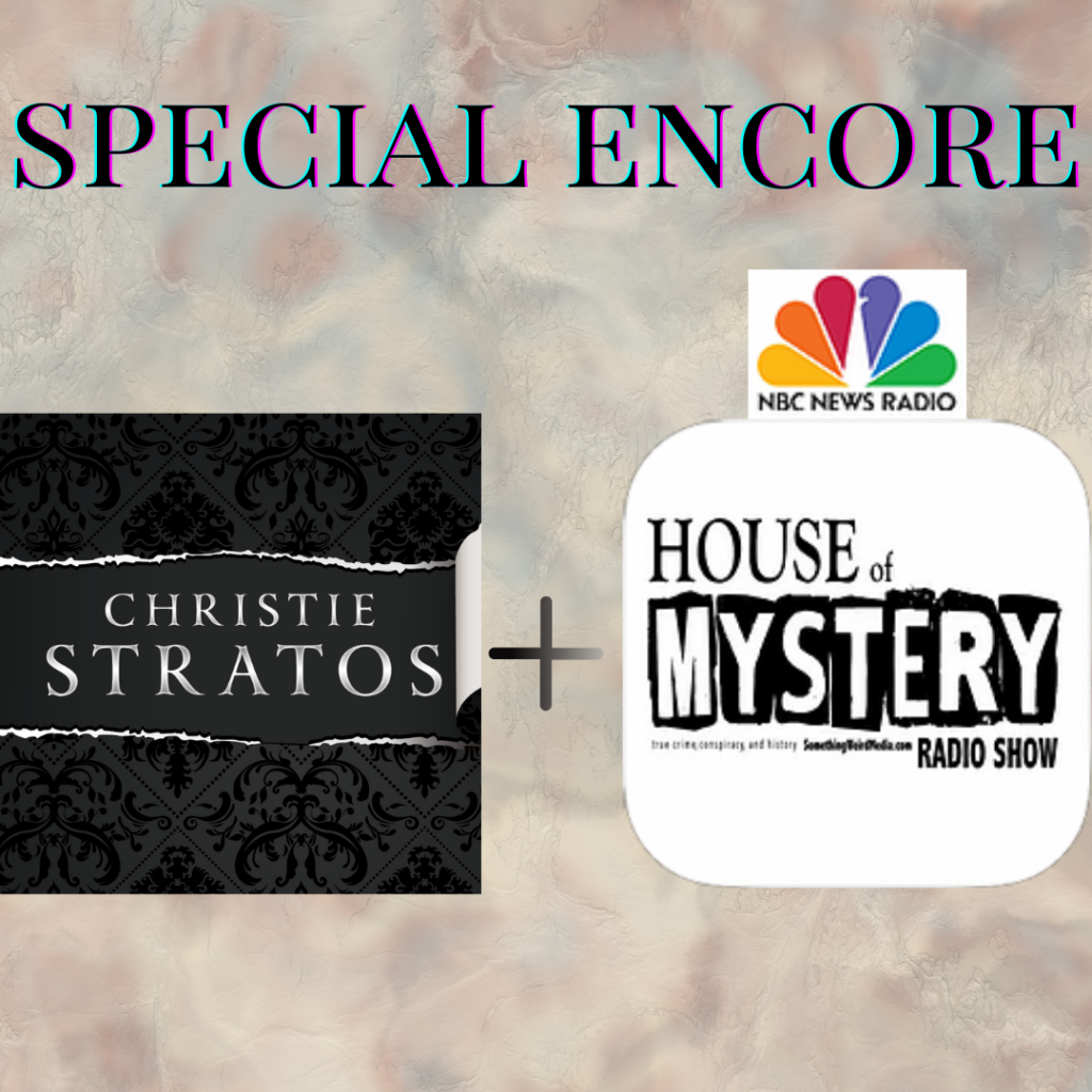 Christie Stratos on House of Mystery on NBC Encore Episode